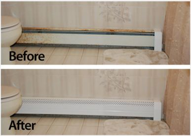 Putting A Baseboard Cover On Can Benefit Your House Neat Heat